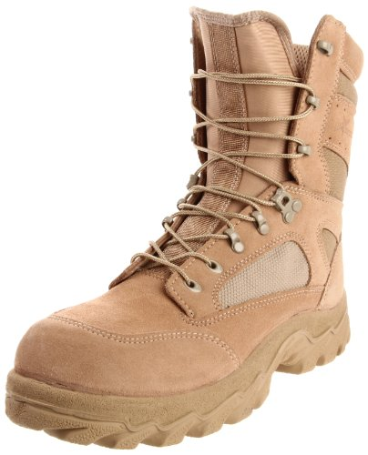 Wellco Men's HW Lightning Hiking Boot - stylishcombatboots.com