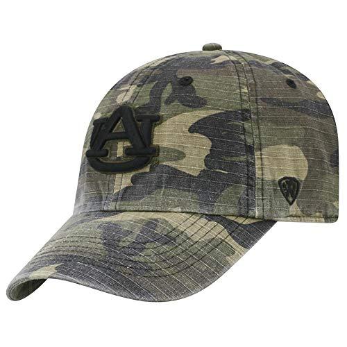 (Top of the World Auburn Tigers NCAA Heroes Adjustable Camo Hat)