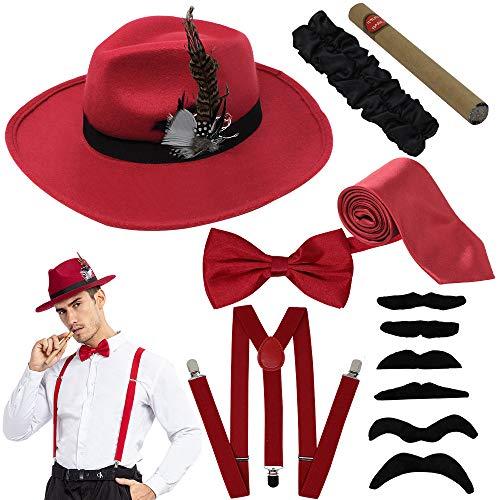 Spooktacular Creations Manhattan 1920s Mens Gatsby Gangster