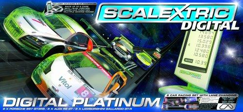 Digital Platinum Race Set (Scalextric Platinum compare prices)