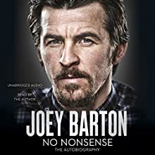 No Nonsense: The Autobiography Audiobook by Joey Barton Narrated by Joey Barton
