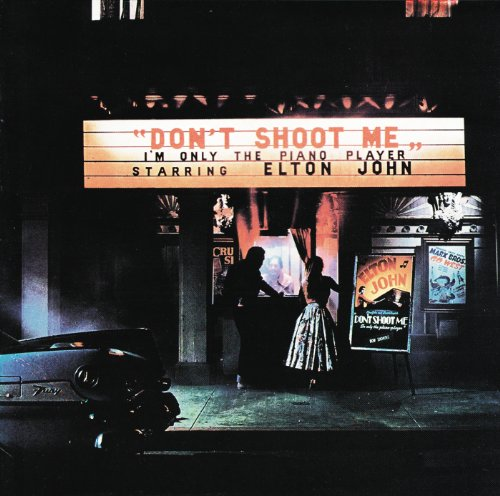 Elton John: Don't Shoot Me I'm Only the Piano Player ()