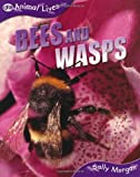 img - for Bees and Wasps (QED Animal Lives) book / textbook / text book