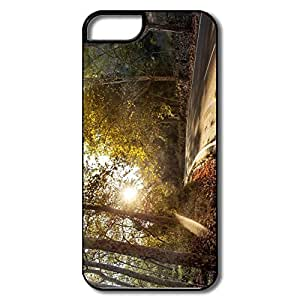 Custom Section Thin Fit Autumnal Days IPhone 5/5s Case For Team