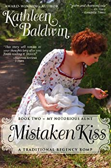 Mistaken Kiss Humorous Traditional Notorious ebook product image