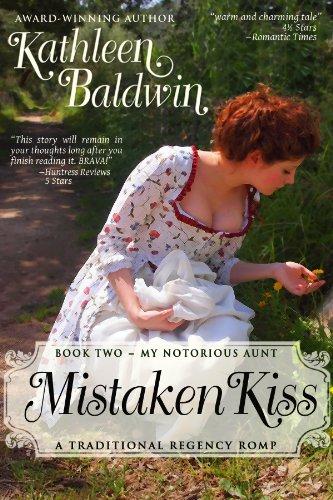 Mistaken Kiss by Kathleen Baldwin ebook deal