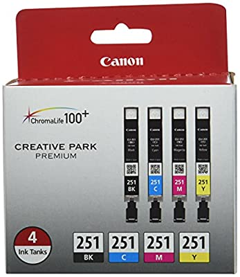 Canon PGI-250 XL Black Ink Cartridge