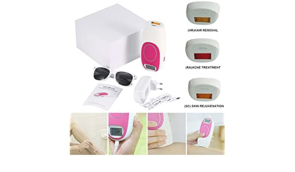 Amazon Com Hair Removal Machine Whole Body Hair Removal Device