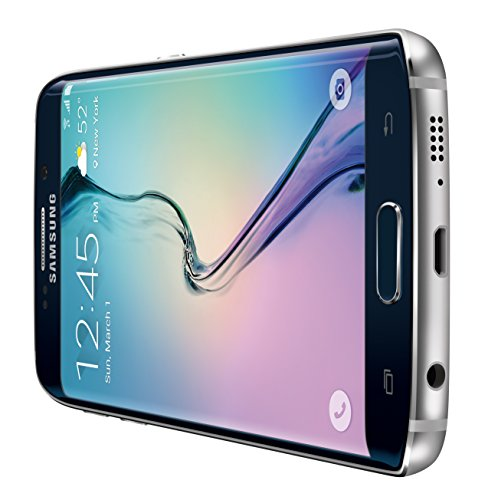 Samsung Galaxy S6 Edge (AT&T) Certified Pre-Owned Prepaid Carrier Locked, Black