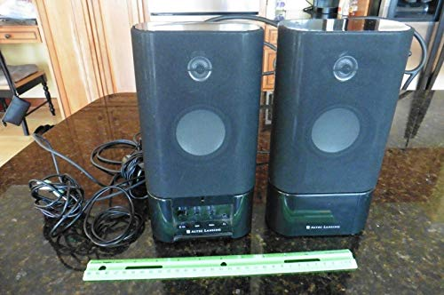 Altec Lansing MX5020 2-piece PC Maxx Bass Speaker System