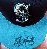 Edgar Martinez Autographed Seattle Mariners New Era