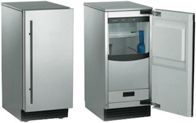 Amazon Com Scotsman Scn60pa 1ss Brilliance Nugget Ice Machine Door Finish Stainless Steel Drain Type Pump Appliances