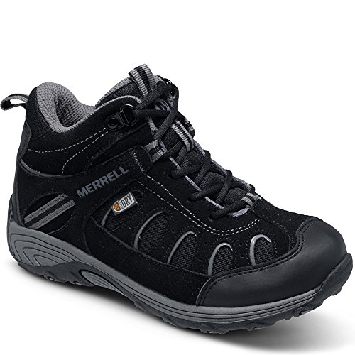 Image of Merrell Chameleon Mid-Lace Hiking Shoe (Little Kid/Big Kid)