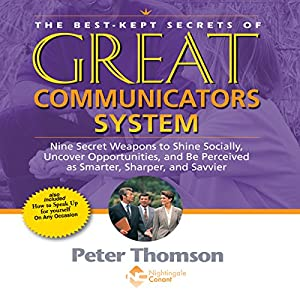 The Best Kept Secrets of Great Communicators System Speech