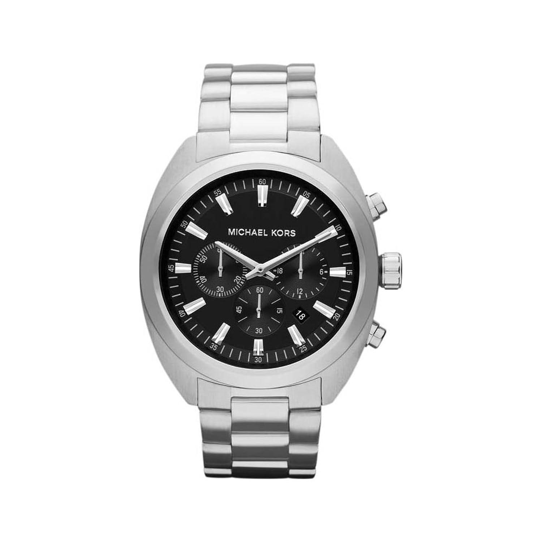 amazon com michael kors men s dean silver chronograph watch amazon com michael kors men s dean silver chronograph watch mk8270 michael kors watches
