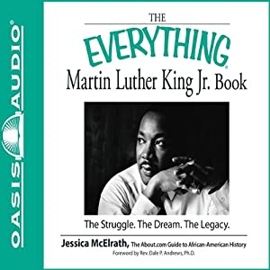 The Everything Martin Luther King Jr. Book Audiobook