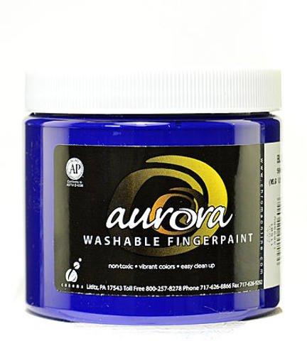 Chroma Inc. Aurora Washable Finger Paint (Blue) 3 pcs sku# 1836241MA