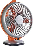 Luminous Buddy 230mm 55-Watt High Speed Personal Fan (Royal Orange)