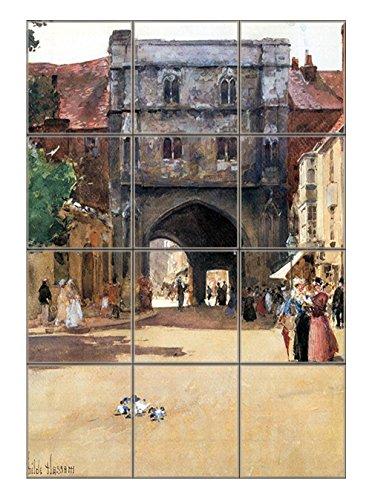 Canterbury Framed - 7