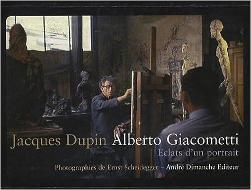 Livres gratuits Alberto Giacometti : Eclats d'un portrait pdf