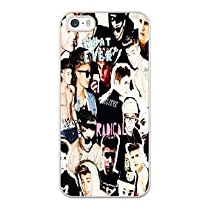 iPhone 5 5s SE Case White justin bieber_012