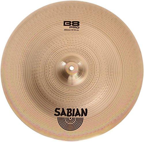 Sabian B8 China (Sabian 18-Inch B8 Pro Chinese Cymbal)