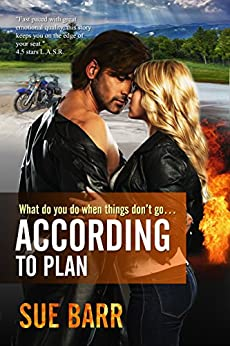 ACCORDING TO PLAN by [Barr, Sue]