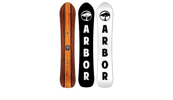 Amazon.com : Arbor A-Frame Snowboard One Color, 162cm : Sports ...