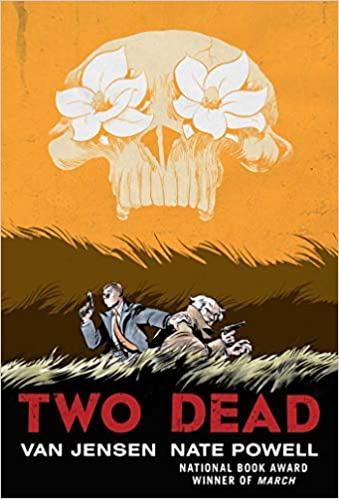 Image result for two dead book""