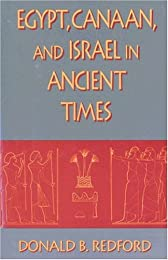 Egypt, Canaan, and Israel in Ancient Times