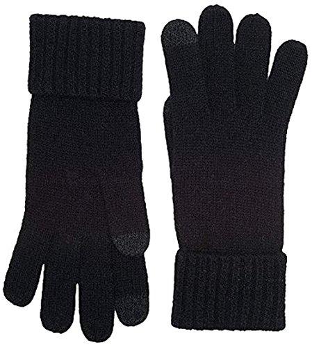UGG Women's Knit Smart Gloves Black One Size