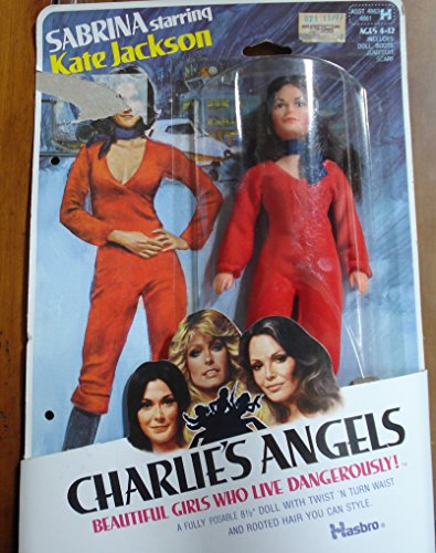 Used, Charlie's Angels Sabrina Action Figure Doll 8 1/2 Inches for sale  Delivered anywhere in USA