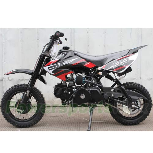 Coolster QG-210 70cc Dirt Bike ()
