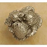 New strawberry knob (Set of 10) (Bronze with Copper)