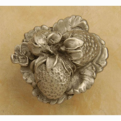 New strawberry knob (Set of 10) (Bronze with Copper) by Anne at Home (Image #2)