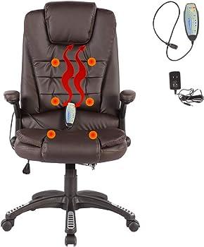 Mercor Heated Office Massage Chair