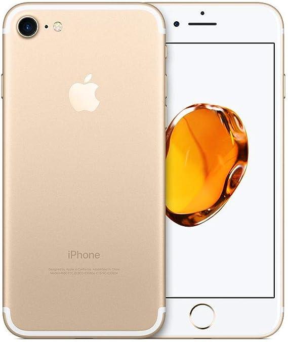 Amazon Com Apple Iphone 7 32gb Gold For Verizon Renewed