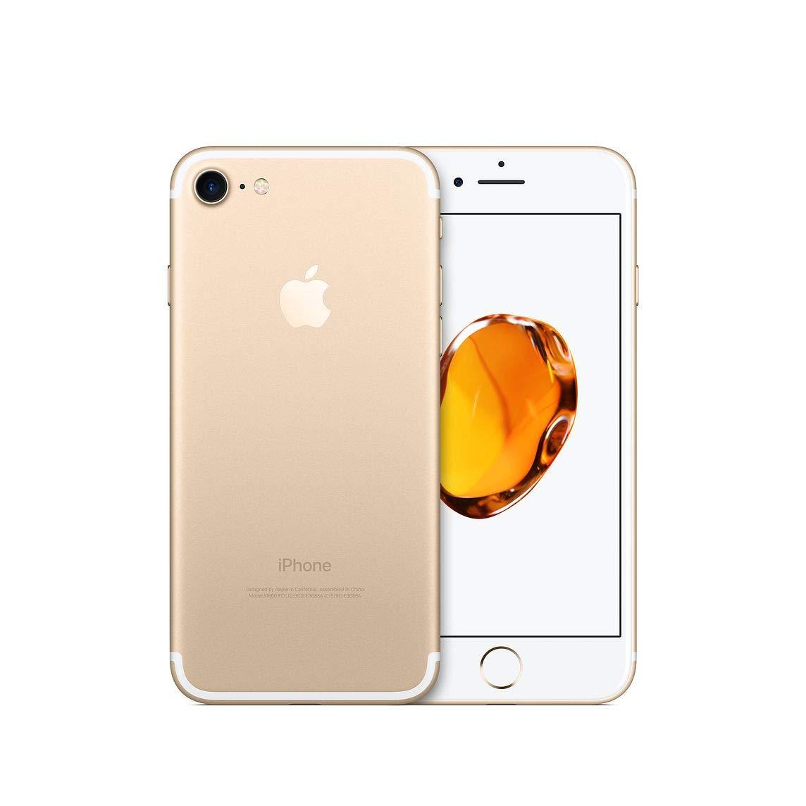 Amazon Com Apple Iphone 7 Boost Mobile 32gb Gold Refurbished
