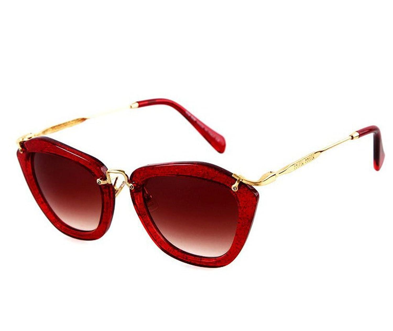 Fashion models sunglasses trend frame glasses women's sunglasses