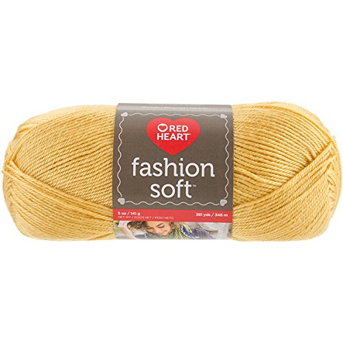 - Coats Yarn E845.4200 Fashion Soft, Flax