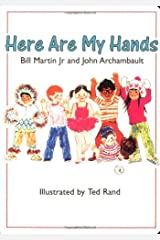 Here Are My Hands Board book