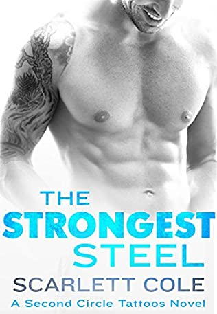 book cover of The Strongest Steel