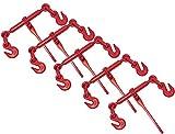 5 Ratchet Chain Load Binder G70 1/2'' - 5/8'', 13000 WLL Tie Down Hauling