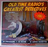 Old Time Radio's Greatest Detectives