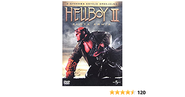 Hellboy II: The Golden Army 2DVD IMPORT No hay versión ...