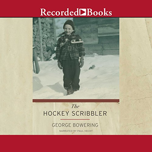 The Hockey Scribbler by Recorded Books
