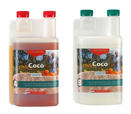 CANNA Coco A & B, 1 L, Set of 2 by CANNA