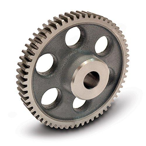Boston Gear YD120 Spur Gear, Cast Iron, Inch, 12 Pitch, 1.000'' Bore, 10.166'' OD, 1.000'' Face Width, 120 Teeth by Boston Gear