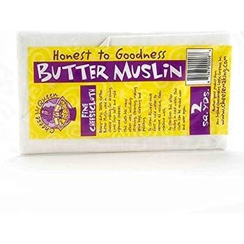 Butter Muslin 2 sq yards