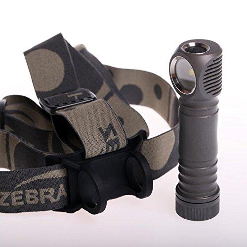 Zebralight H603 18650 XHP35 Headlamp Cool White -1300 Lumens